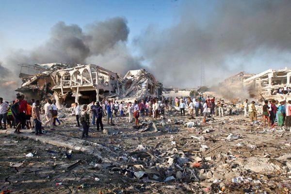 索马里青年党被控策划爆炸案 世界强国领袖严厉谴责