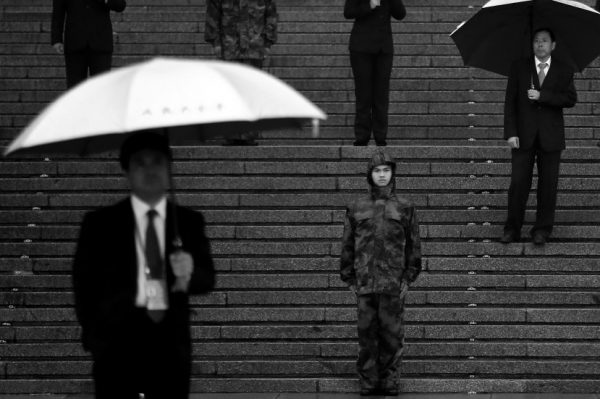 政治大戏不断 十九大主席团二次会议 江泽民不见了