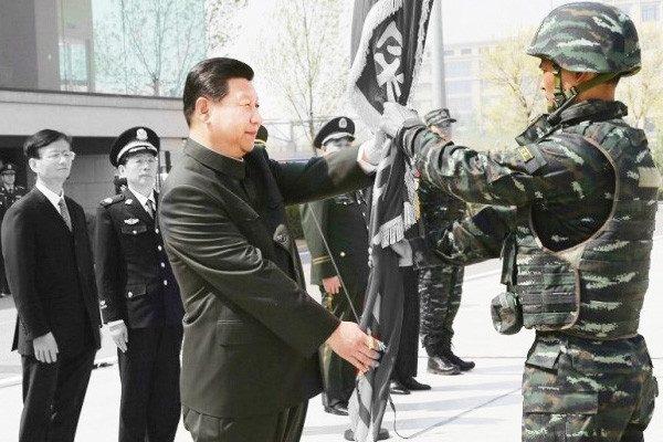 """军方新""""巨头""""亮相十九大 军委副主席还有""""黑马""""?"""