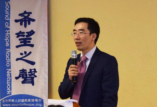 专访章天亮(一):江泽民是否出席十九大不重要