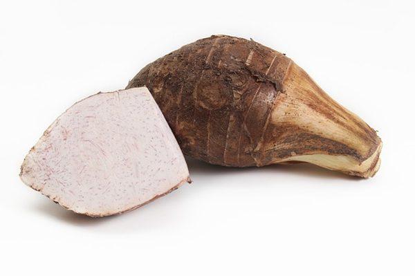 芋头(图片来源:Pixabay)