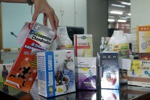 市售葡萄糖胺(图片来源:公开图片)