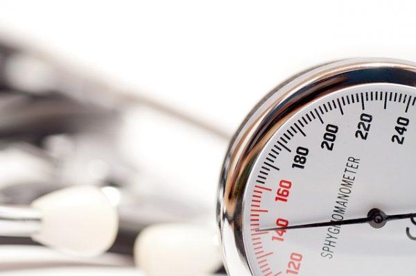高血压(图片来源:Pixabay)
