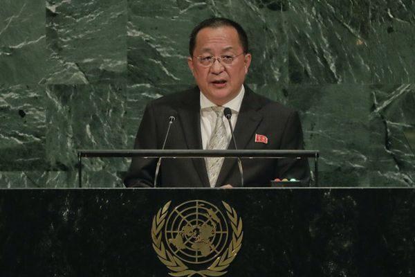 瑞典接待北韩外交部长 引发川普和金正恩会晤猜测