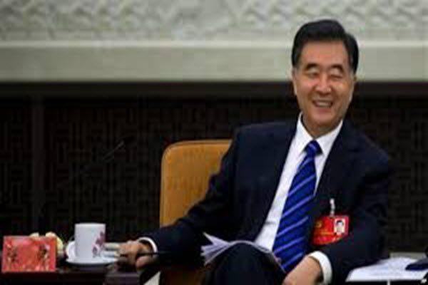 汪洋新走向 接任张高丽常务副总理?
