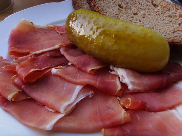 人造加工肉制品(图片来源:pixabay)