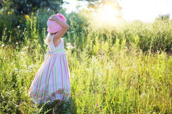 人生最大的快樂,便是童真。(圖片來源 pixabay)