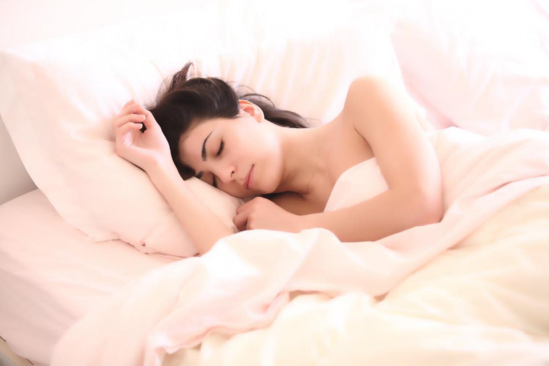 睡眠质量直接影响你的健康和容颜。(图片:Pixabay)