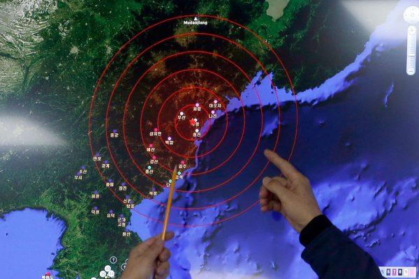 朝鲜核爆震塌农舍校舍 至少数十人罹难