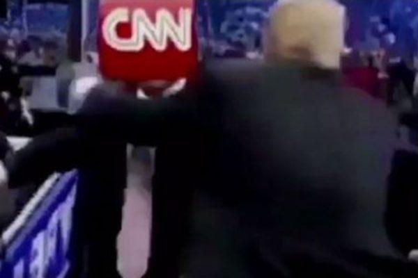 川普建议举办竞赛找出最不诚实媒体