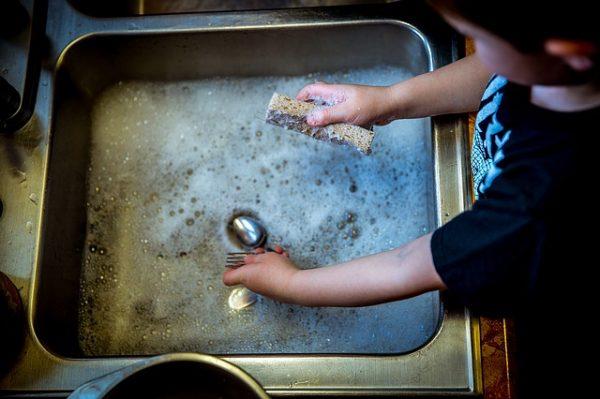 洗涤剂酌量使用 恐致免疫力下降(图片:pixabay)