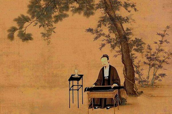 【文昭漫谈】古琴的故事《广陵散》艰难的历史流传