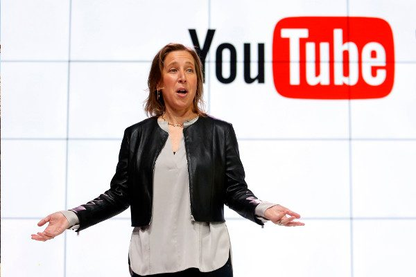 YouTube(图片来源:AP美联社)