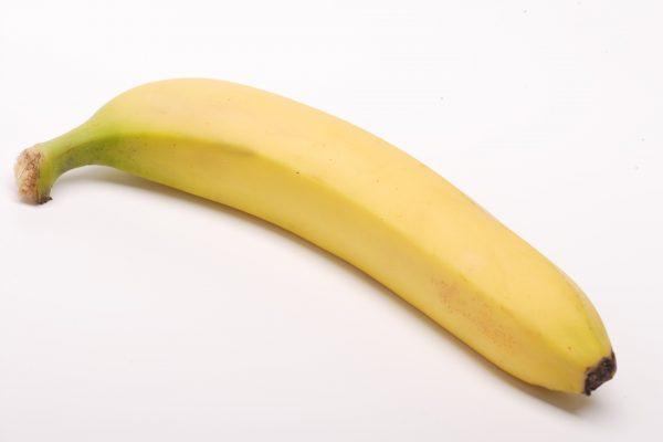香蕉可以帮助排除肺部垃圾(资料图片:pixabay)