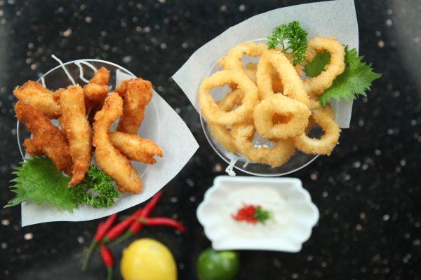 晚餐吃油炸食物增加胃肠压力(资料图片:pixabay)