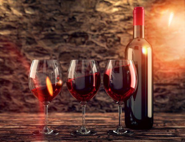 红酒可以帮助消化并且提高睡眠质量(资料图片:pixabay)