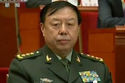 范长龙(视频截图)