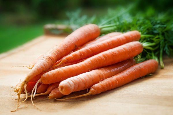 缺乏β-胡蘿蔔素可能誘發肺癌 (圖片來源 pixabay)