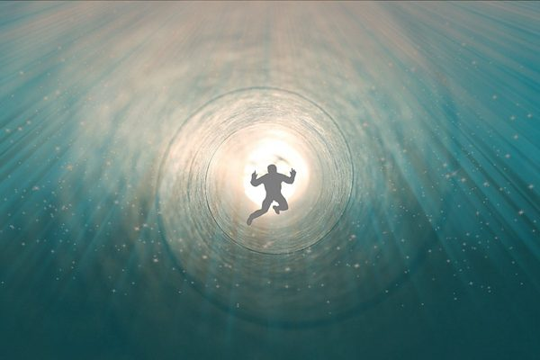 灵魂是否真的存在呢?(图片来源:pixabay)