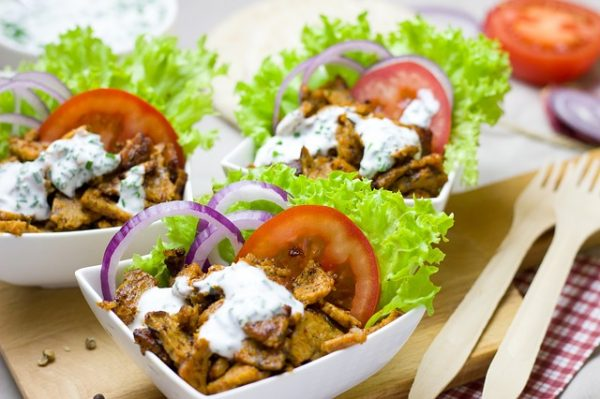 素食(图片来源:Pixabay)