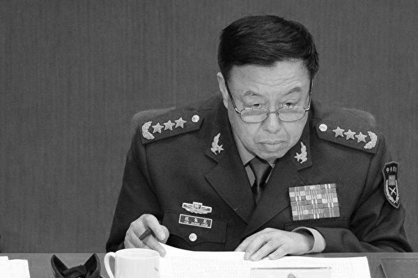 """中共军报重提范长龙一件旧事 被指""""耐人寻味"""""""
