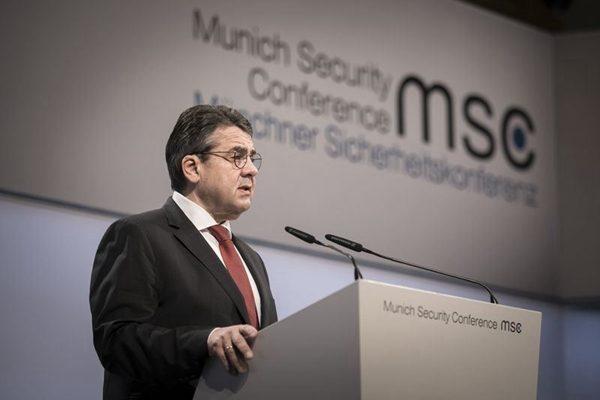 """德外长:中共""""一带一路"""" 挑战西方民主 欧洲须整合对策"""