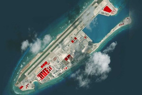 美智库:南中国海永暑礁或成中共情报通讯中心