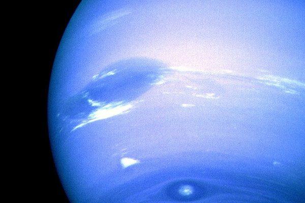 海王星(图片来源:pixabay)