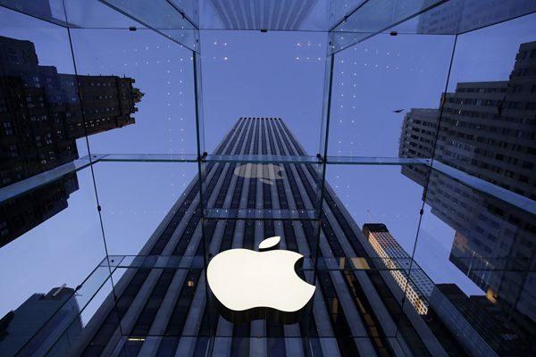 苹果Apple(图片来源:AP美联社)
