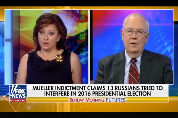 川普:俄罗斯在美行动的目的是挑起内讧