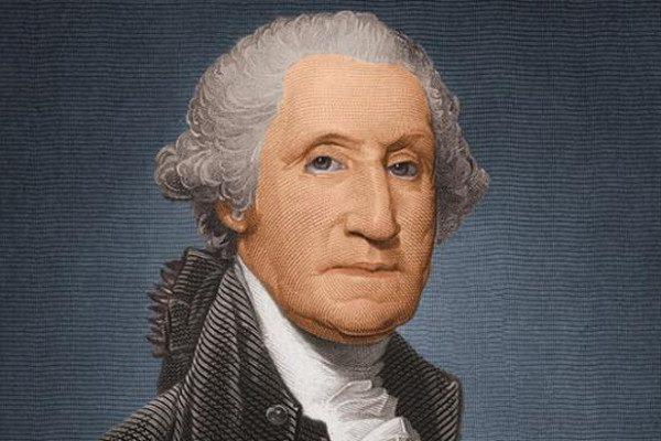 """""""总统日""""话乔治 · 华盛顿总统"""