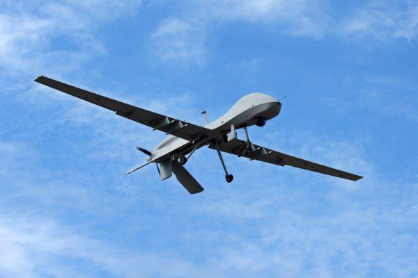 """美""""灰鹰""""无人机将常驻韩国 提升对朝军事压力"""