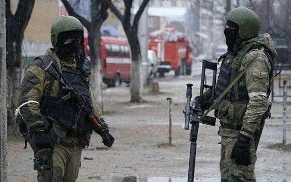 俄罗斯达吉斯坦一教堂发生枪杀案 5人死亡