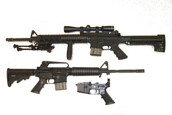 中国每年向美国出口近15万支散弹枪