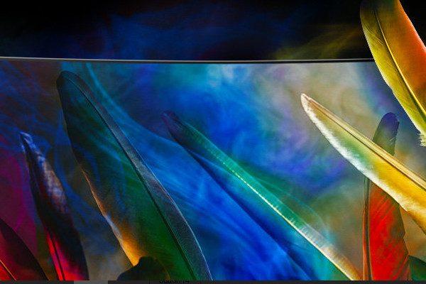 QLED 4K系列电视(图片来源:网页截图webpage Screenshot)