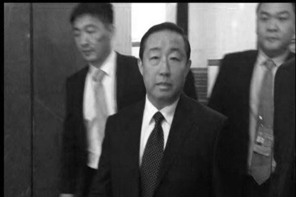 """""""人权恶棍""""傅政华担任中共司法部长 大陆律师忧心 网络图片"""