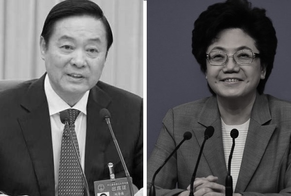 """中共政协""""选举"""" 两人背景特殊 获最多反对票"""