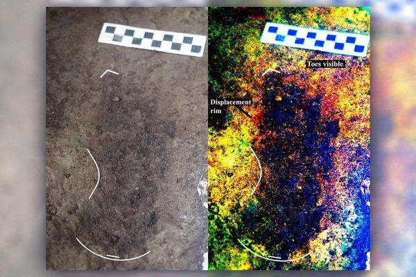 加拿大发现北美最古老的人类足迹