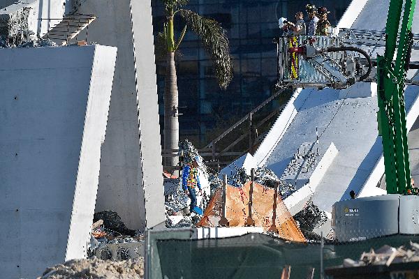 【佛州国际大学桥梁塌案】 涉案公司曾发生多起事故