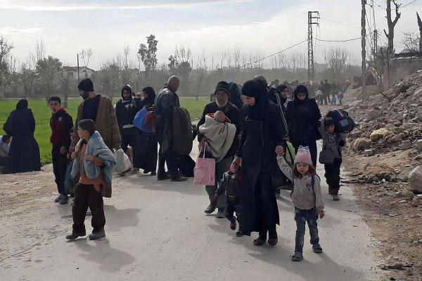 【叙利亚内战】 联合国安理会再次要求叙利亚各方停火