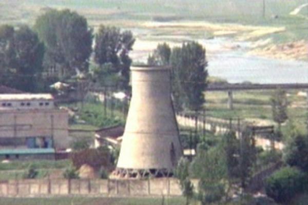 韩准备韩朝高级峰会 卫星云图显示 朝轻水反应堆似曾进行测试