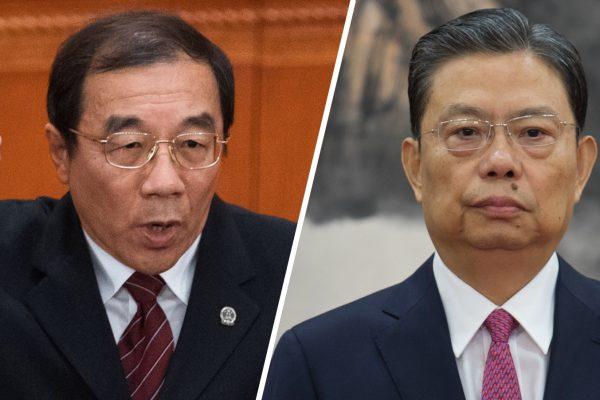 国监委挂牌 赵乐际杨晓渡老关系 打虎可能没戏?