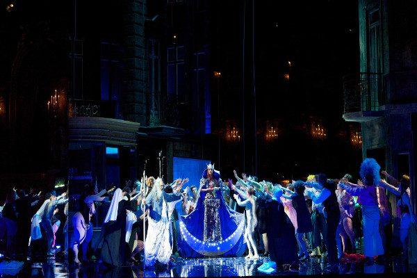 古典乐派的莫扎特歌剧