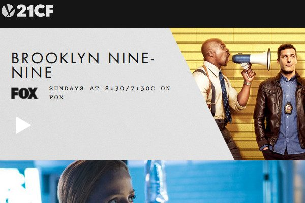21世紀福克斯(21st Century Fox)(圖片來源:網頁截圖webpage Screenshot)