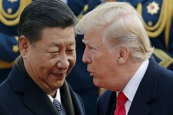 外界普遍分析认为中美贸易争端最终要靠川普和习近平来解决 AP