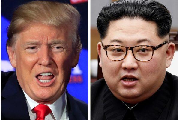 美国总统川普与朝鲜领导人金正恩将于下月12日会谈(AP)