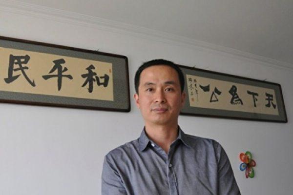 谢燕益律师(网络图片)