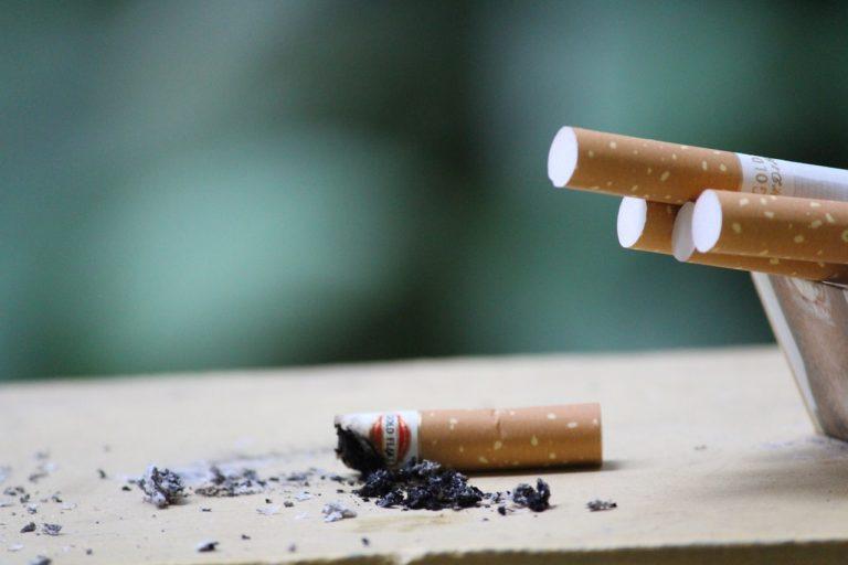 戒烟(图片来源:pexels)