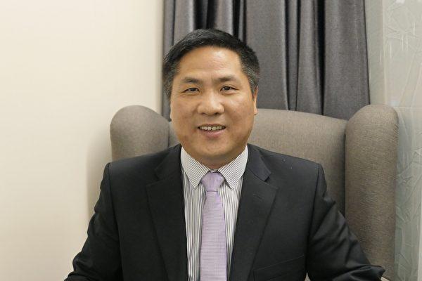 人权律师文东海