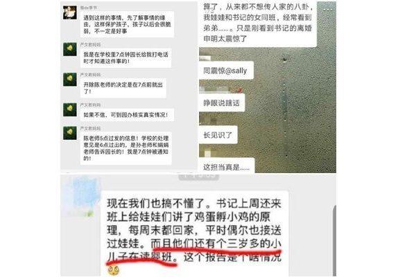 """严春风因日前引发网络热议的""""严书记女儿""""事件而火爆网络(网络图片)"""